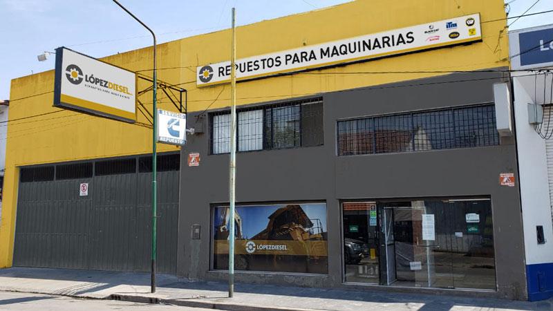Sucursal Salta - López Diesel S.A.