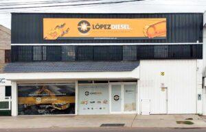 Sucursal Mendoza - López Diesel S.A.