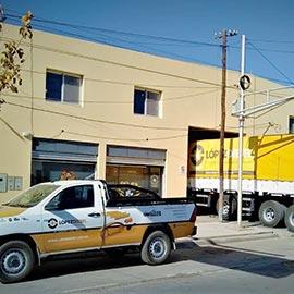 Sucursal San Juan - López Diesel S.A.